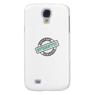GThentic door Case-Mate HTC Levendig Taai Hoesje Galaxy S4 Hoesje