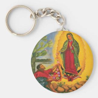 guadalupe keychain sleutelhanger