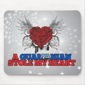 Guamanian stal mijn Hart Muismatten