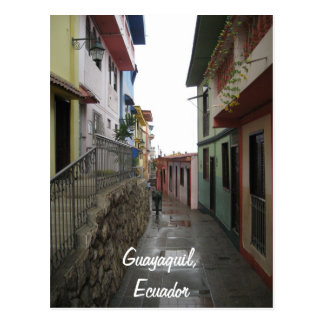 Guayaquil, Ecuador Briefkaart