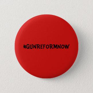 #Gunreformnow de Rode Knoop van het AntiPistool Ronde Button 5,7 Cm