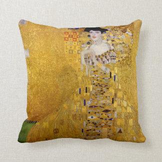 Gustav Klimt , Adele Bloch-Bauer's Portrait Sierkussen