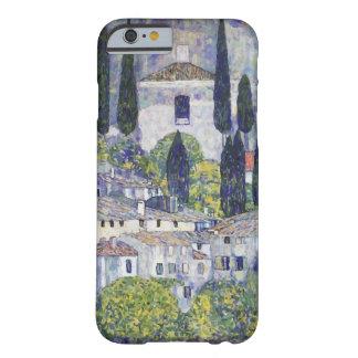 Gustav Klimt Church in Cassone sul Garda Barely There iPhone 6 Hoesje