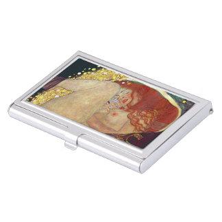 "Gustav Klimt , "" Danae "" Visitekaartjes Houder"