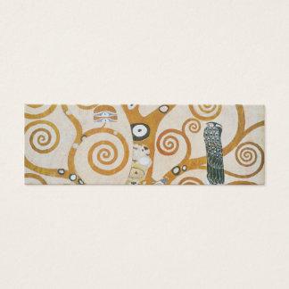 Gustav Klimt de Boom van de Jugendstil van het Mini Visitekaartjes