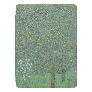 Gustav Klimt Rosebushes Under de Bomen GalleryHD iPad Pro Cover