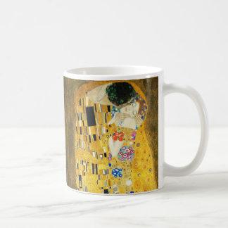 Gustav Klimt Schilderen van de Jugendstil van de Koffiemok