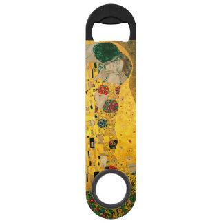 """Gustav Klimt, """" The Kiss """" Speed Flessenopener"""