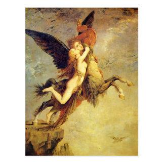 Gustave Moreau: De hersenschim Briefkaart