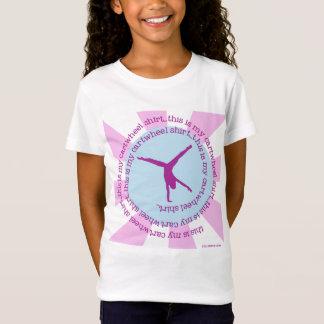 Gymnastiek - dit is Mijn Overhemd Cartwheel T Shirt