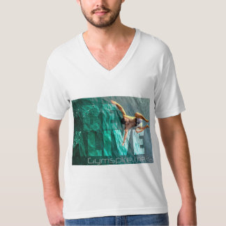 Gymspire.Me BEN LEVENDE T-shirt