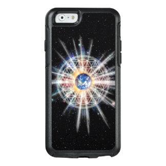 H022 het Aura van de Aarde OtterBox iPhone 6/6s Hoesje