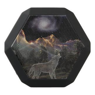 H029 de Wolf van de Ster Zwarte Bluetooth Speaker