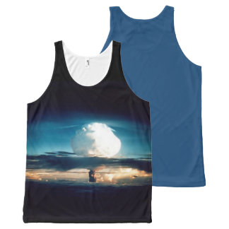 H BOM All-Over-Print TANK TOP