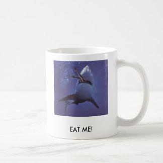 haai-attack1, EET ME! Koffiemok