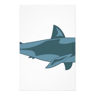 Haai Briefpapier Papier