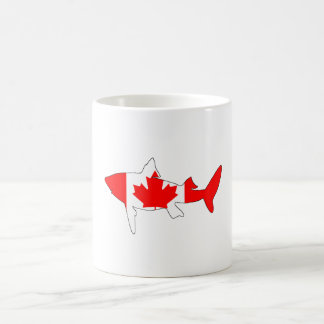 Haai Canada Koffiemok