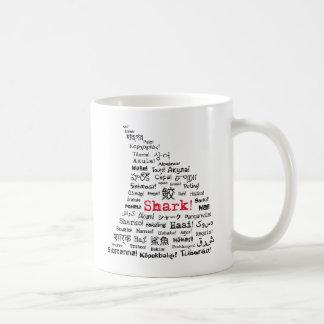 Haai! in Vele Mok van de Koffie van Talen