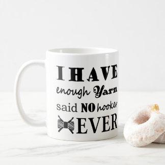 Haak • Niet Genoeg Typografie van de Ambachten van Koffiemok