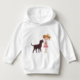HAAR Hond Hoodie