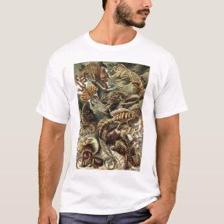 Hagedissen Ernst Haeckel - Lacertilia T Shirt