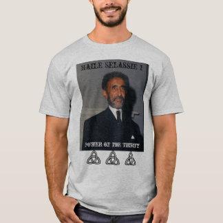 Haile Selassie I Macht van de Drievuldigheid T Shirt