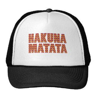 Hakuna Matata Trucker Petten