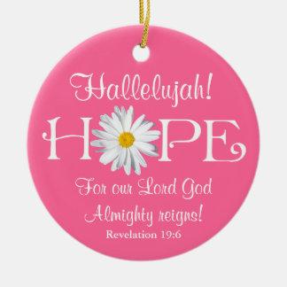 Halleluja! Lord God regeert! Het Ornament van