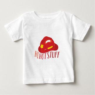 Hallo Heet Materiaal Baby T Shirts