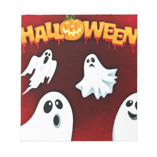 Halloween-994-spook Notitieblokken