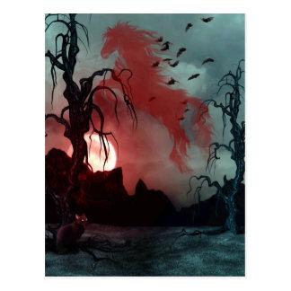 Halloween Briefkaart