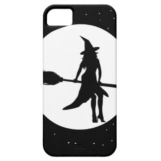 Halloween heks barely there iPhone 5 hoesje