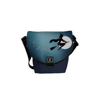 Halloween - Heks Messenger Bag
