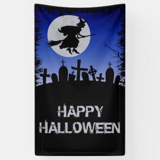 Halloween Spandoek