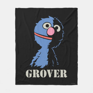 Halve Grover Fleece Deken