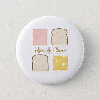 Ham & Kaas Ronde Button 5,7 Cm
