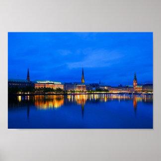 Hamburg 003A Poster