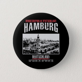 Hamburg Ronde Button 5,7 Cm