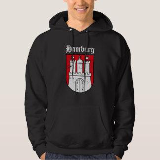 Hamburg Wappen Hoodie