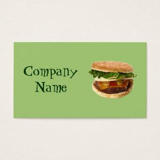 Hamburger Visitekaartjes