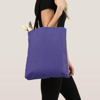 HAMbWG - Canvas tas - Lavendel Boho Paars met Logo