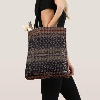 HAMbWG - Canvas tas - Perzische Boho ziet eruit