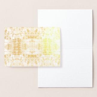 HAMbWG - de Gouden Kaart van de Folie - Spatie