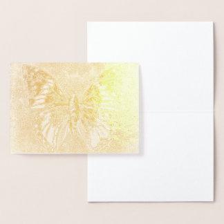 HAMbWG - de Gouden Kaart van de Folie - Vlinder