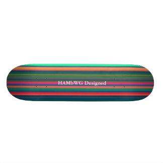 HAMbWG - Skateboards - Briljante Strepen