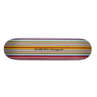 HAMbyWG ontwierp - Skateboard - Hard Snoep
