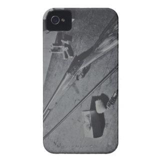 Hammerless gewaagd-Hoesje van Blackberry van het J iPhone 4 Hoesje