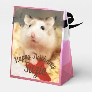Hammyville - Leuke Hamster Bedankdoosjes