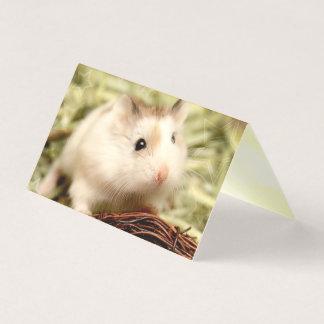 Hammyville - Leuke Hamster Kaart