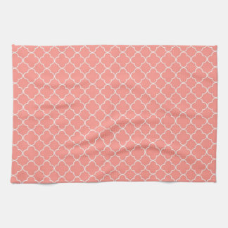 Handdoek van de Doek van de Keuken Quatrefoil van